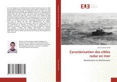 Caractérisation des cibles radar en mer kitap kapağı