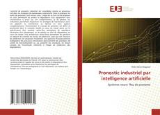 Обложка Pronostic industriel par intelligence artificielle
