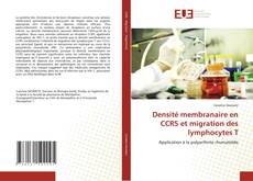 Couverture de Densité membranaire en CCR5 et migration des lymphocytes T