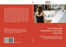 """Borítókép a  Les activités des """"bohemians"""" et les villes moyennes - hoz"""
