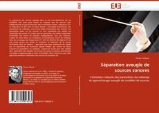 Copertina di Séparation aveugle de sources sonores