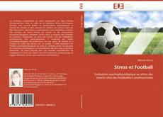 Capa do livro de Stress et Football