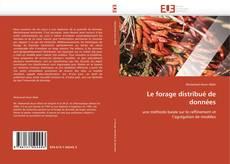 Le forage distribué de données kitap kapağı