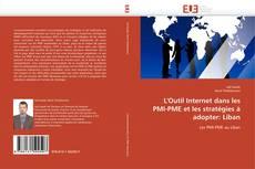 Couverture de L'Outil Internet dans les PMI-PME et les stratégies à adopter: Liban