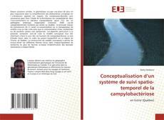 Capa do livro de Conceptualisation d'un système de suivi spatio-temporel de la campylobactériose