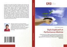 Bookcover of Style Explicatif et Performance Motrice