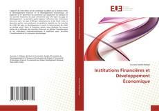 Borítókép a  Institutions Financières et Développement Économique - hoz
