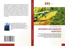 Bookcover of REFORMES DES MARCHES AGRICOLES