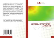 LE MODELE SATISFACTION-ALTRUISME的封面