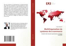 Couverture de Multilinguïsation de systèmes de   e-commerce