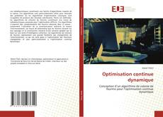Bookcover of Optimisation continue dynamique