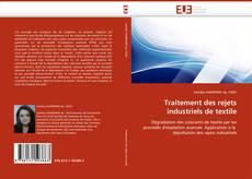 Couverture de Traitement des rejets industriels de textile