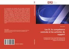 Buchcover von Les SI, la compétence centrale et les activités de support