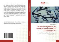 Les formes hybrides de l'écriture dans le roman contemporain: kitap kapağı