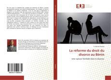 Обложка La réforme du droit du divorce au Bénin
