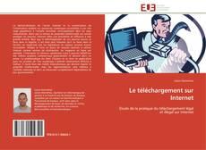 Capa do livro de Le téléchargement sur Internet
