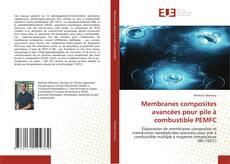 Capa do livro de Membranes composites avancées pour pile à combustible PEMFC