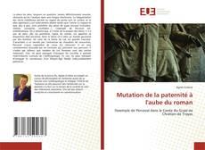 Bookcover of Mutation de la paternité à l''aube du roman