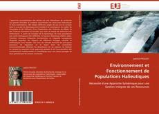 Bookcover of Environnement et Fonctionnement de Populations Halieutiques