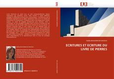 Bookcover of ECRITURES ET ECRITURE DU LIVRE DE PIERRES