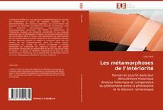 Bookcover of Les métamorphoses de l'intériorité