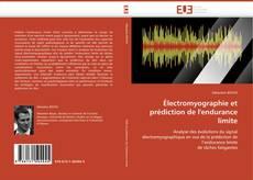 Couverture de Électromyographie et prédiction de l'endurance limite