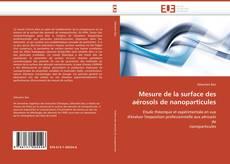 Copertina di Mesure de la surface des aérosols de nanoparticules