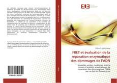 Buchcover von FRET et évaluation de la réparation enzymatique des dommages de l'ADN