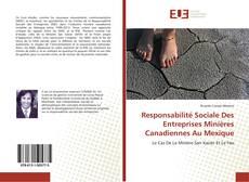 Copertina di Responsabilité Sociale Des Entreprises Minières Canadiennes Au Mexique