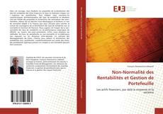 Couverture de Non-Normalité des Rentabilités et Gestion de Portefeuille