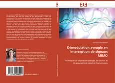 Buchcover von Démodulation aveugle en interception de signaux MIMO