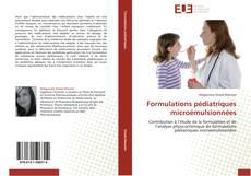 Couverture de Formulations pédiatriques microémulsionnées
