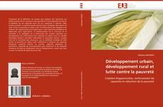 Bookcover of Développement urbain, développement rural et lutte contre la pauvreté