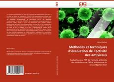 Buchcover von Méthodes et techniques d''évaluation de l''activité des antiviraux