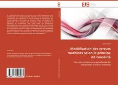 Borítókép a  Modélisation des erreurs machines selon le principe de causalité - hoz