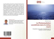 Bookcover of La Photooxydation sensibilisée dans le milieu marin