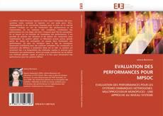 Copertina di EVALUATION DES PERFORMANCES POUR MPSOC