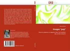 """Capa do livro de Images """"pop"""""""