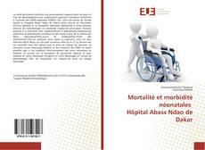 Capa do livro de Mortalité et morbidité néonatales Hôpital Abass Ndao de Dakar