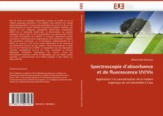 Bookcover of Spectroscopie d''absorbance et de fluorescence UV/Vis
