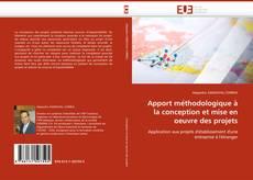 Copertina di Apport méthodologique à la conception et mise en oeuvre des projets