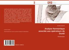 Bookcover of Analyse Harmonique associée aux opérateurs de Dunkl