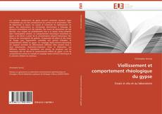 Bookcover of Viellissement et comportement rhéologique du gypse