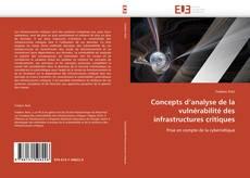 Borítókép a  Concepts d'analyse de la vulnérabilité des infrastructures critiques - hoz
