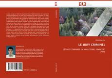 Couverture de LE JURY CRIMINEL