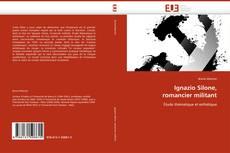Обложка Ignazio Silone, romancier militant