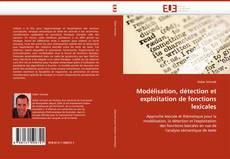 Couverture de Modélisation, détection et exploitation de fonctions lexicales