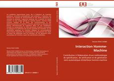 Portada del libro de Interaction Homme-Machine