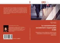 Portada del libro de La consommation socialement responsable (CSR)