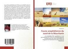 Capa do livro de Faune anophélienne du nord de la Mauritanie